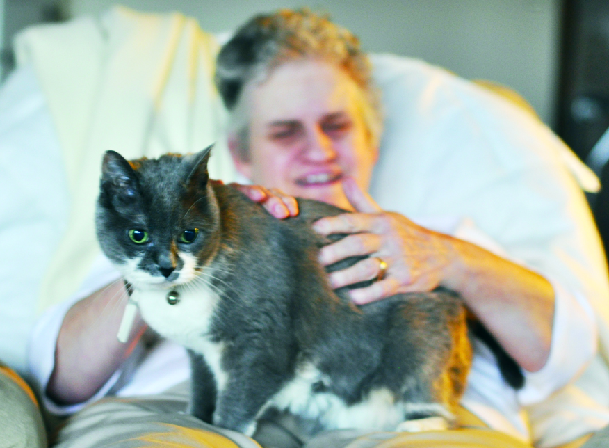 Pets enrich the lives of everyone, including seniors.