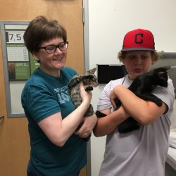 Lotus & Graham have found their furrever family!