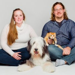 FIFTH Year of Holiday Portraits by Matt Ehnes!